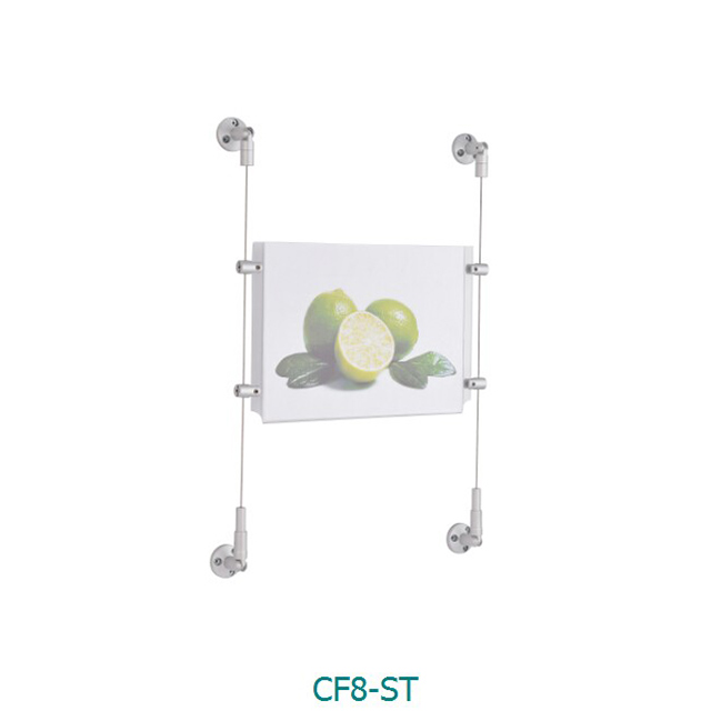Wall To Wall Cable Display System CF8
