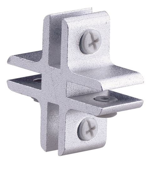 Display Cube System-Aluminum Hardware for Connector (2/3/4 way connector)