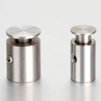 Stainless Steel Lateral Lock Standoffs
