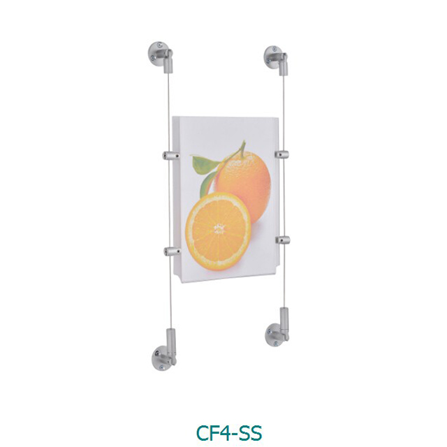 Wall To Wall Cable Display System CF4